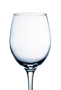 Empty Wine Glass 3rd Attempt